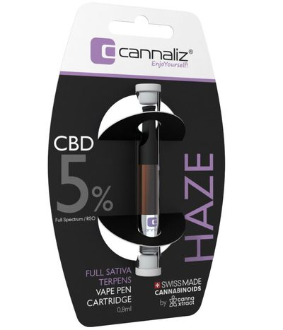 Cannaliz-5-cbd-haze-vape-pen-cartridge-0-8-ml