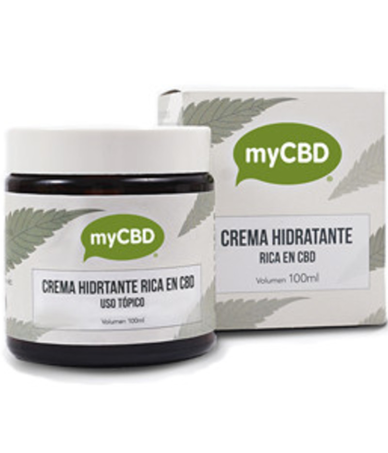 Moisturising CBD Cream 100ml