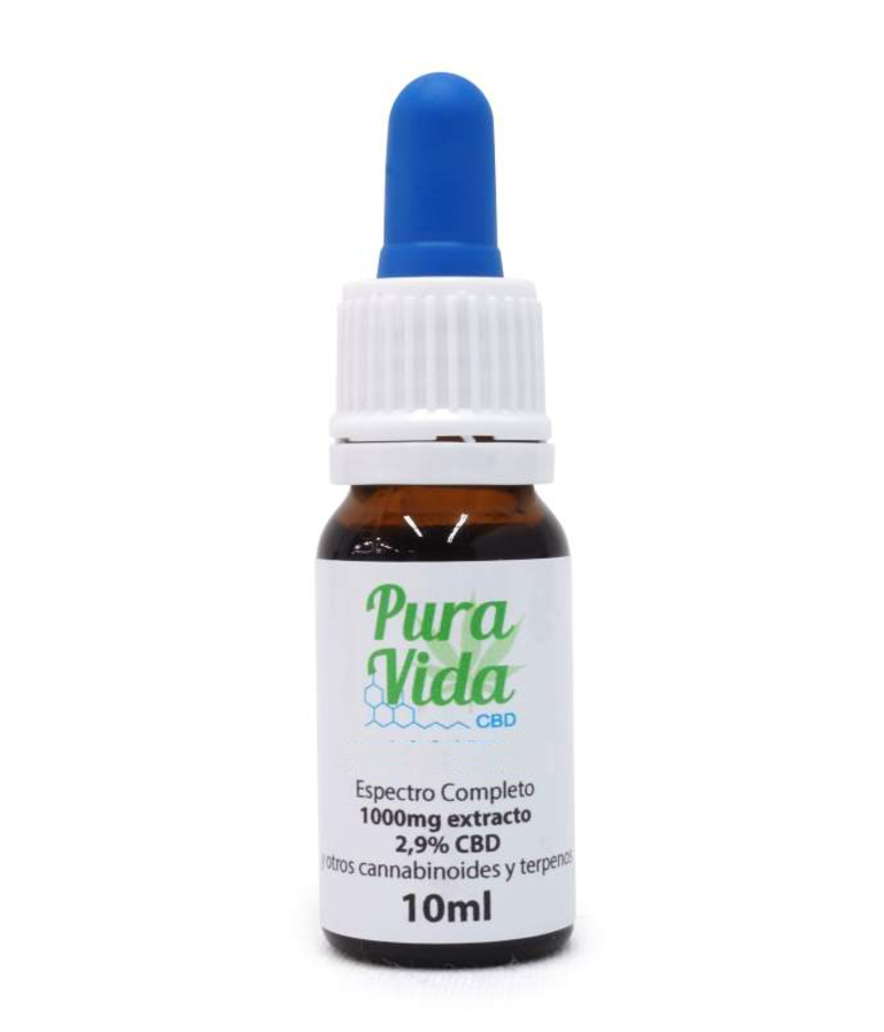 10% CBD Hemp Oil Base