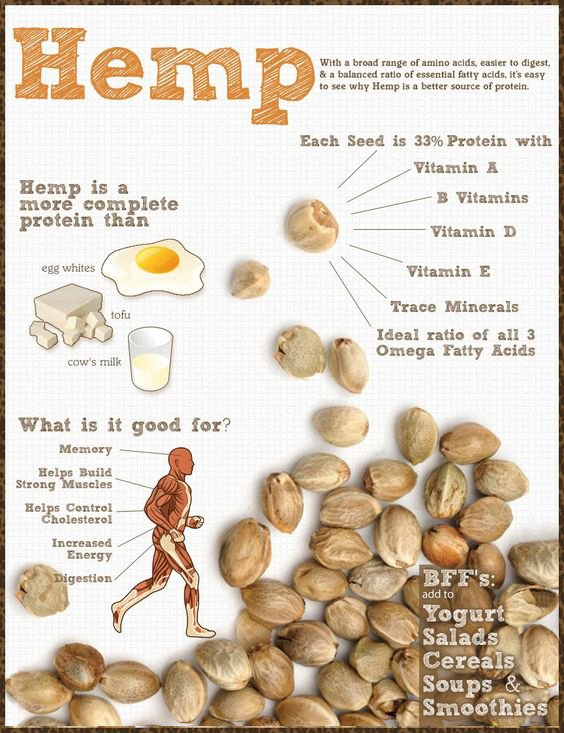 hemp super food