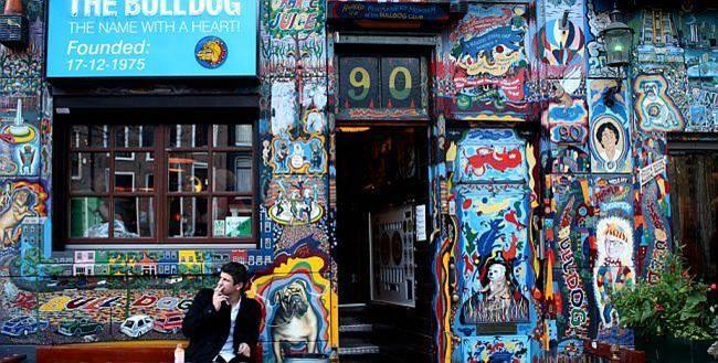 Amsterdam Coffeshop