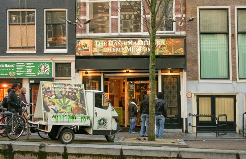 Marihuana Ámsterdam