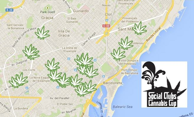 Cannabis Barcelona Club
